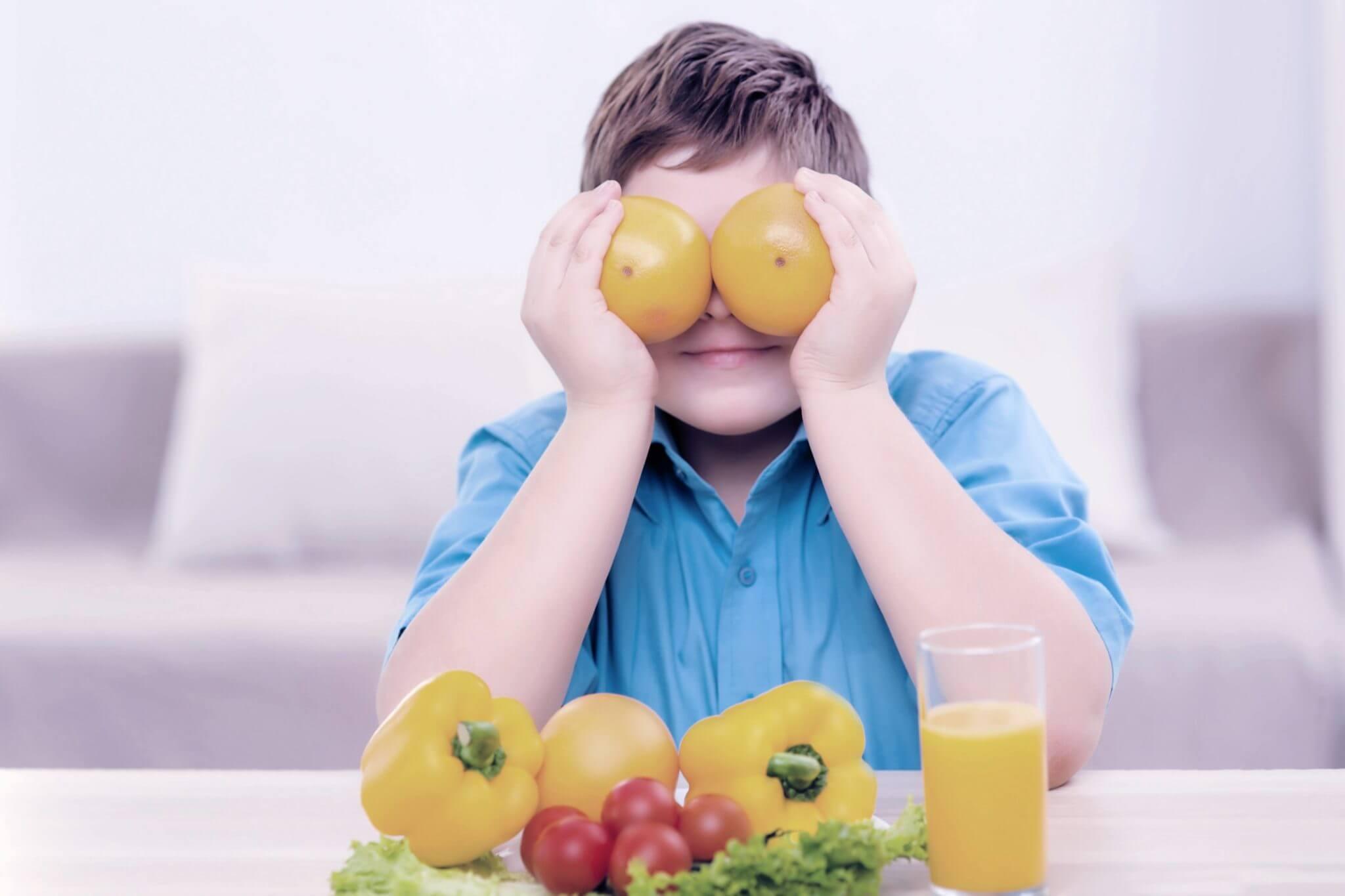 Healthy diets for children