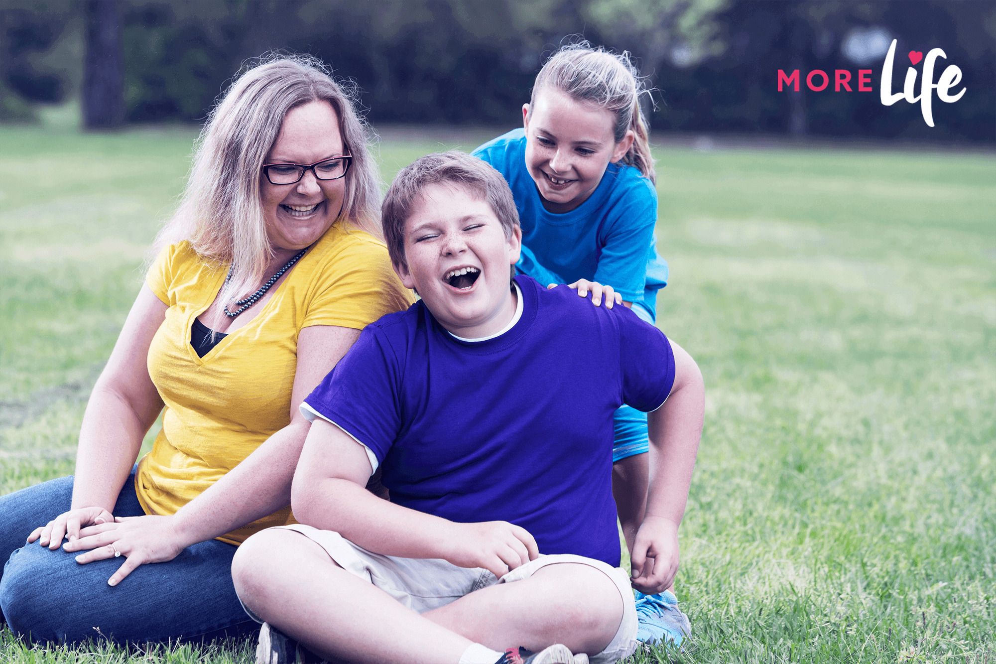 Improve your family's health with MoreLife programmes