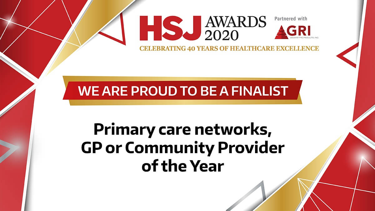 MORELIFE REVEALED AS A FINALIST FOR THE HEALTH SERVICE JOURNAL